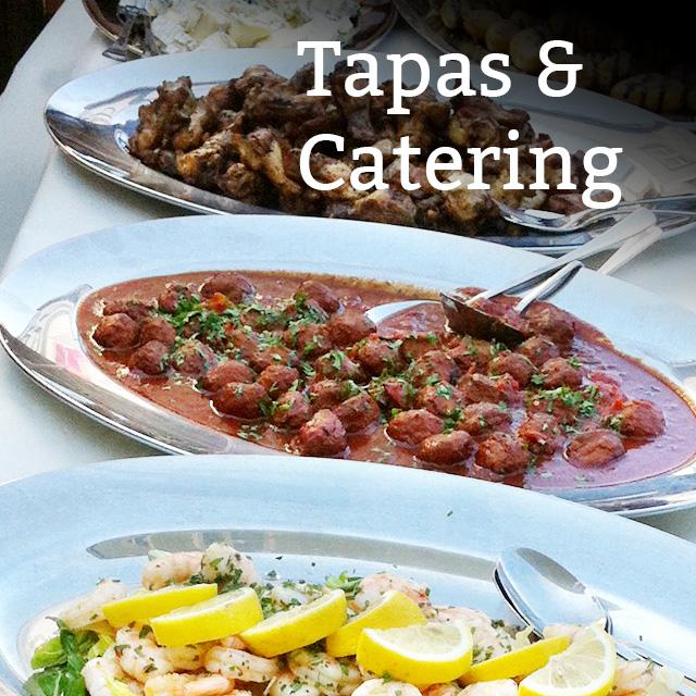 Tapas og catering