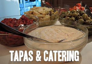 Catering & tapas